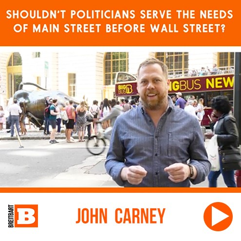 WE ARE BREITBART - John Carney