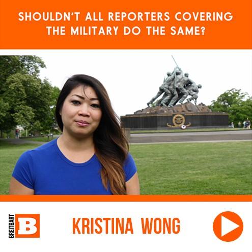 WE ARE BREITBART - Kristina Wong