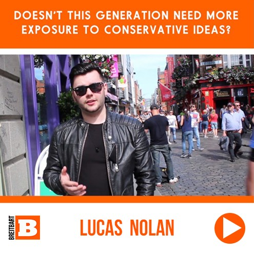 WE ARE BREITBART - Lucas Nolan