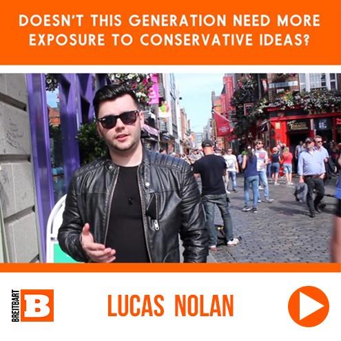 WE ARE BREITBART - Lucas Nolan