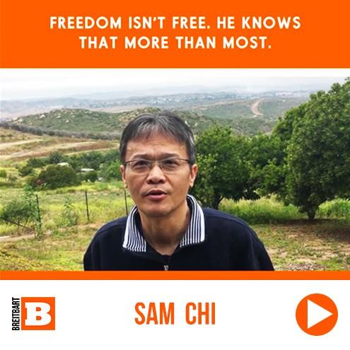 WE ARE BREITBART - Sam Chi