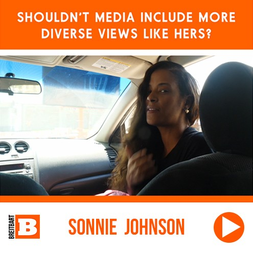 WE ARE BREITBART - Sonnie Johnson