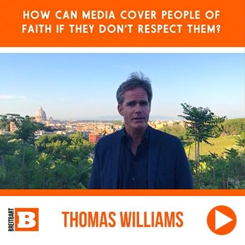 WE ARE BREITBART - Thomas-Williams