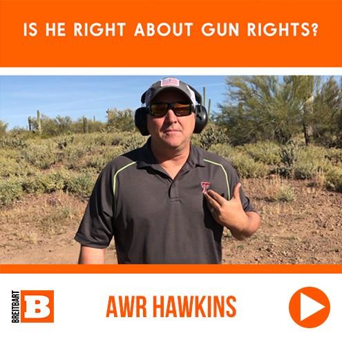 WE ARE BREITBART - AWR Hawkins