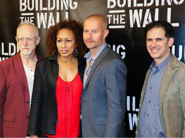 Building the Wall cast--an anti-Trump NYC Off Broadway play
