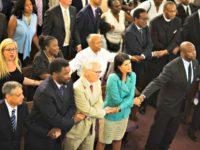 Church Service David GoldmanAP