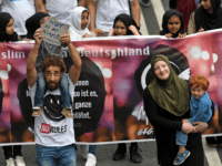 Cologne Muslim March