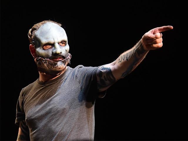 Slipknot's Corey Taylor Rips 'Petulant C**t' Trump: 'Would ...
