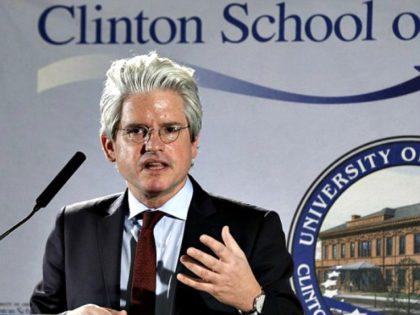 David Brock Clinton School AP