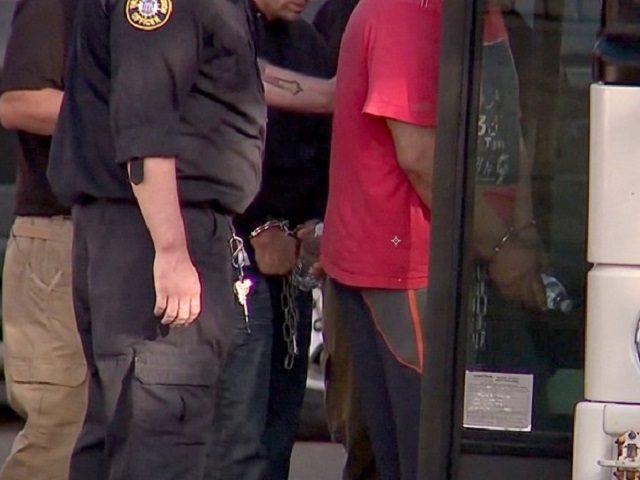 Detroit ICE arrests