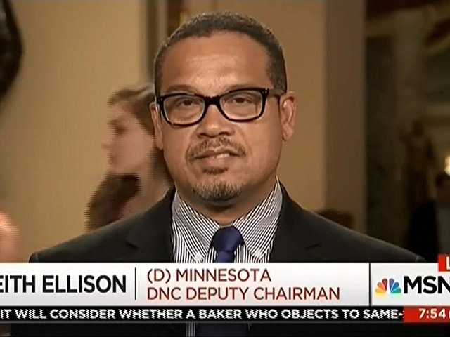 Ellison: Trump Trying to Circumvent 'the Whole System' – 'We Fought a War of Independence' Against King George for That