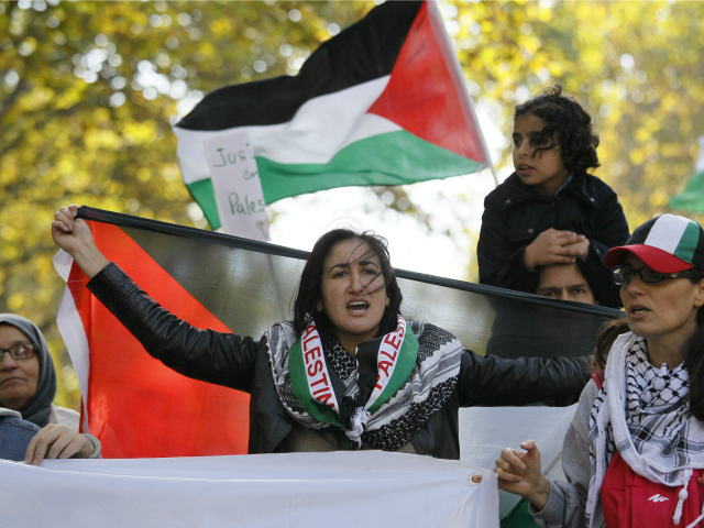 Pro-Palestinian BLM Rallies in U.S. Call for 'Death to Israel, Death to America'