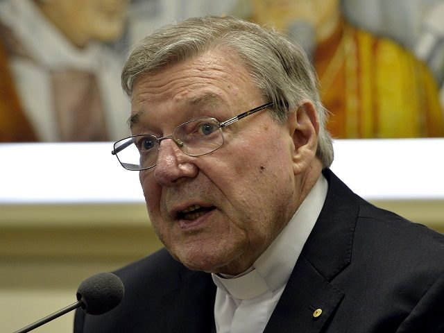Cardinal George Pell removed from Vatican role with Council of Cardinals
