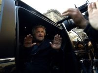 Italy Five Star Movement leader Beppe Grillo