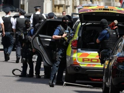 London Police Attack