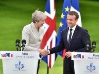 May Macron