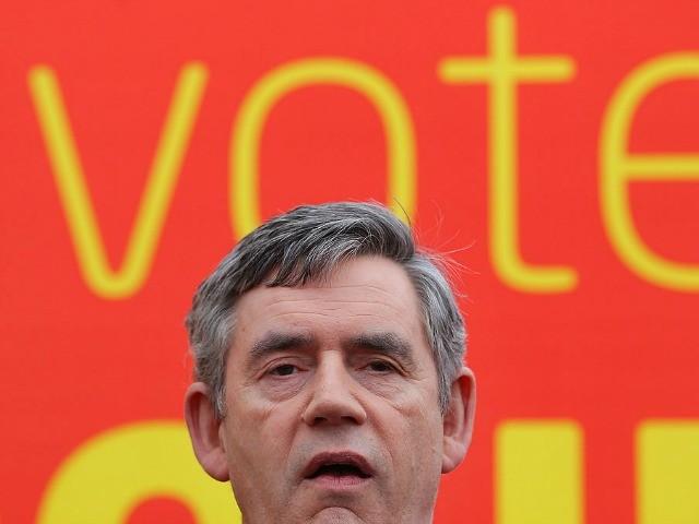 Former UK PM Gordon Brown: 'Global Government' to Tackle Coronavirus