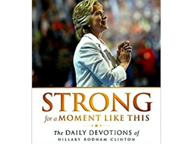 pastors daily devotions written for hillary rodham clinton