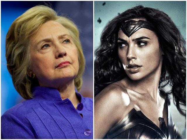 HillaryClintonWonderWoman