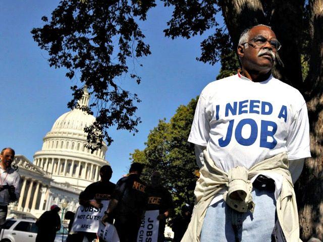 I Need a Job Black Man