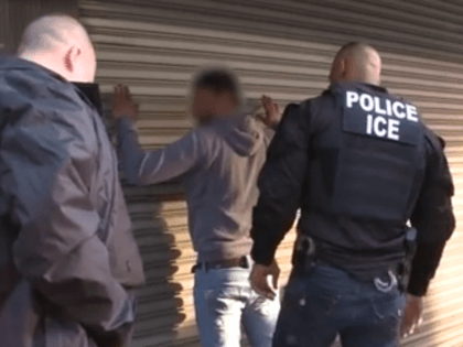 ICE Arrests in New York 1