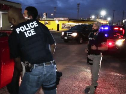 ICE Arrests in Nort Texas - 4-4-17