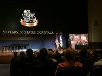 Jerusalem 50 commemoration with Paul Ryan (Joel Pollak / Breitbart News)