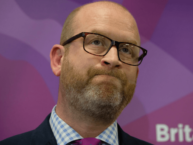 UKIP leader Paul Nuttall stands down after humiliating election wipe out