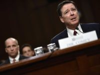 James Comey (Brendan Smialowski / AFP / Getty)