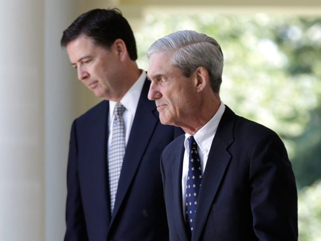 James Comey Robert Mueller (Win McNamee / Getty)