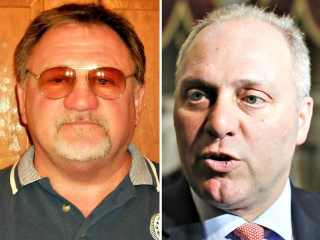 James T. Hodgkinson, Steve Scalise
