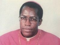 Bishop Bala's corpse was retrieved from the river Friday morning.