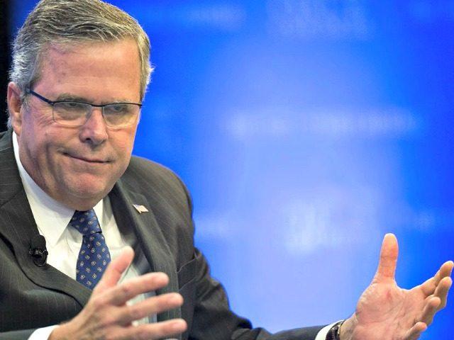 Jeb Bush Who Cares Screenshot Face the Nation