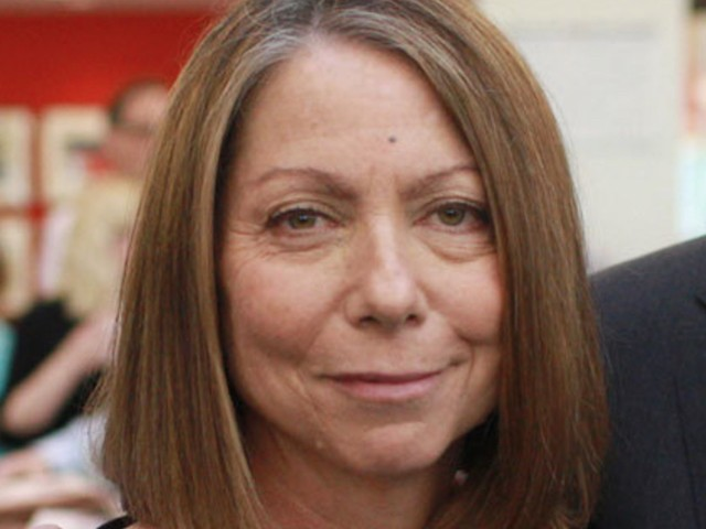 Nolte: Ex-New York Times Editor Jill Abramson Hit with Plagiarism Allegations