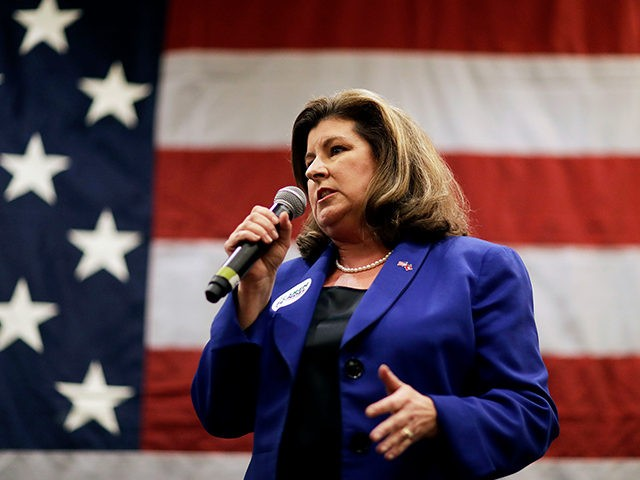 Republican candidate for 6th congressional district Karen Handel