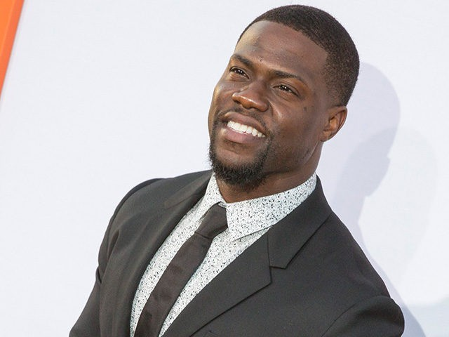 Kevin Hart suffers 'major injuries' in auto crash