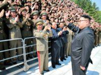 Kim Jong-Un Korean Central News Agency, via Reuters