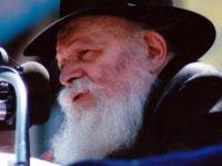 Lubavitcher Rebbe Menachem Mendel Schneerson (Wikimedia Commons)