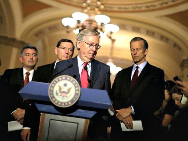 Mitch McConnell Delays Senate Healthcare Vote | Breitbart