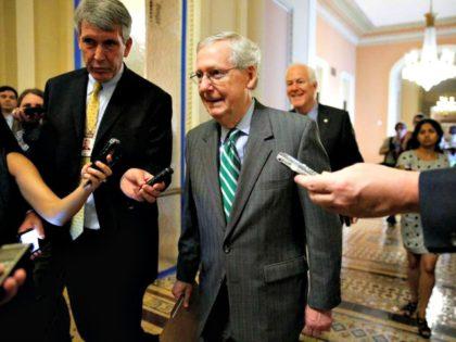 CBO Report: Senate Healthcare Bill Drops Number of Insured by 22 Million