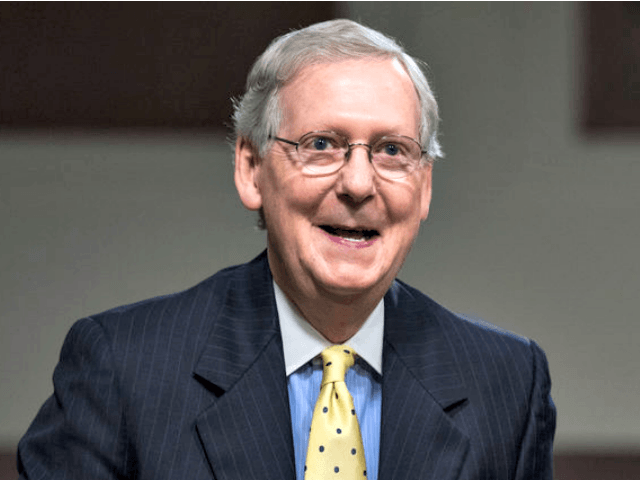McConnell Smiling