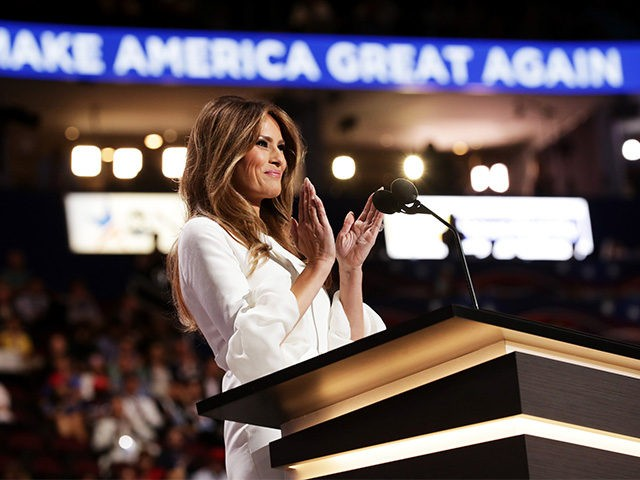 Melania Trump Moving to White House Next Week