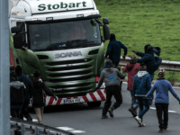 Truckers Terrorised by Calais Migrants Hit with Huge Fines When Vehicles Are Boarded