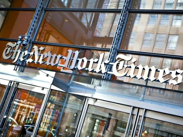 NY Times Bldg Getty Images