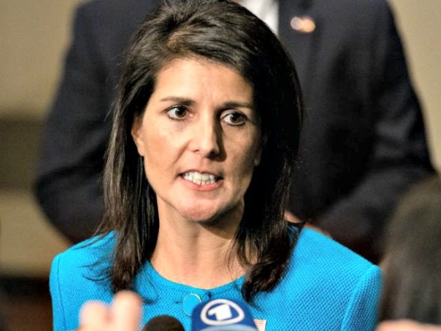 Nikki Haley Getty