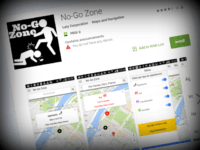 Paris Gets 'No-Go-Zone' Warning App