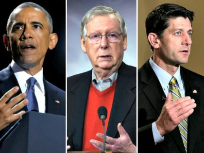 Obama, McConnell, Ryan Sell Healthcare