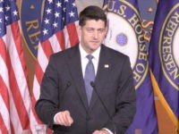 Paul Ryan to Senate: Pass Health Care 'So We Can All Get on with Keeping Our Promise'