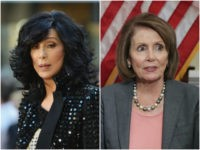 Cher Turns on Nancy Pelosi After Ossoff Loss