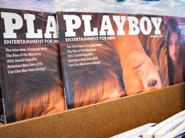 Soft Core Fake News: Playboy Mag Rushes to CNN's Defense in White House Briefing - Breitbart
